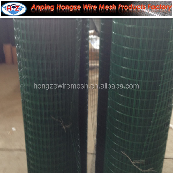 china supplier hot dipped galvanised 5x5 welded wire mesh