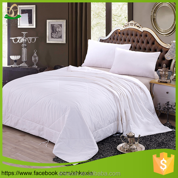 Hot selling most soft 100% cotton quilts and comforters