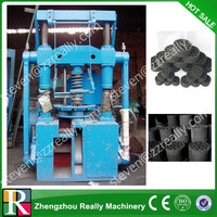 Easy to operate and long service life honeycomb coal briquette/automatic coal briquette making machine