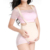 Silicone Artificial Belly Fake Pregnant Belly Adhesive Silicone Cloth Bag Two Style Women Pregnant Crossdresser Cosplay
