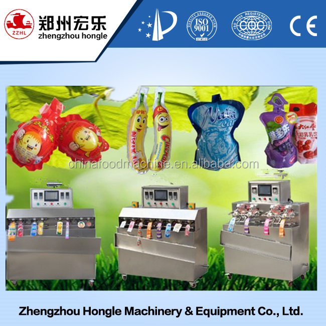 Pfs Machine Oral Liquid Filling Packing Machine( Can Fill Jelly)