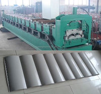ap rib industrial profile metal sheet roll forming machine