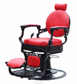 Beauty Extra Large Classic Style Reclining Hydraulic Barber Chair H-B045