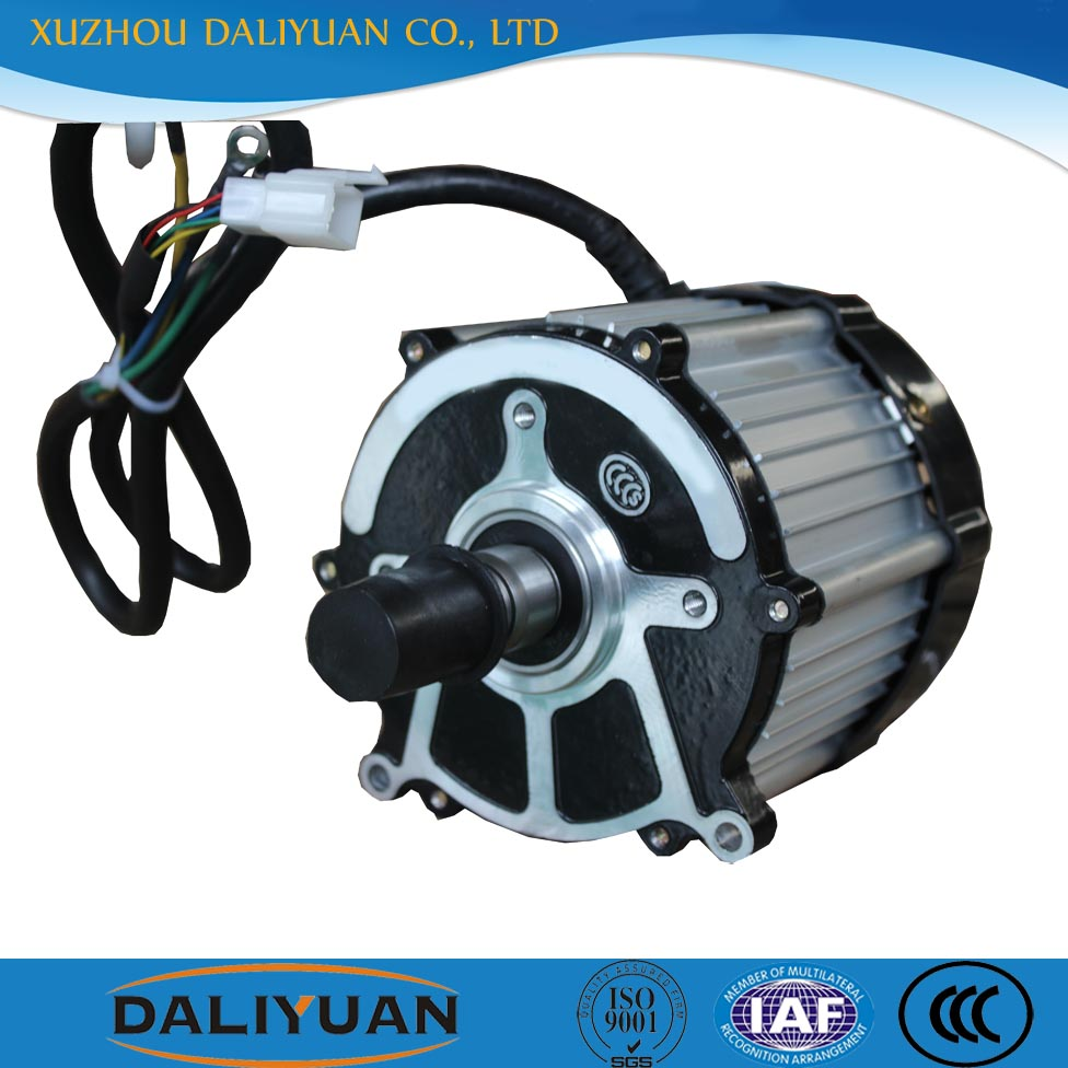 traction motor brushless dc geared motor for tricycle