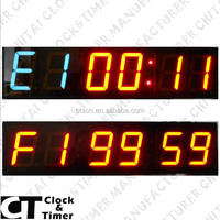 Logo Remote LED Customized Size Portable Fitness Digital Timer