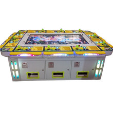 Coin Operated Amusement Arcade Shooting Fish Simulator Game Machine Ocean King 2 Ocean Monster Supplier