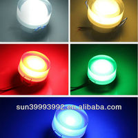 High Quality Color Changing 3W RGB
