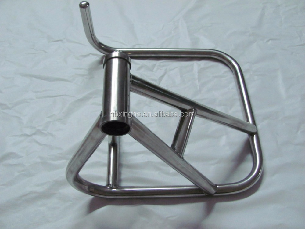 Adjusted Universal Stainless Steel Rear Stand Supporting Frame for Most Streetbike and Motorcycles