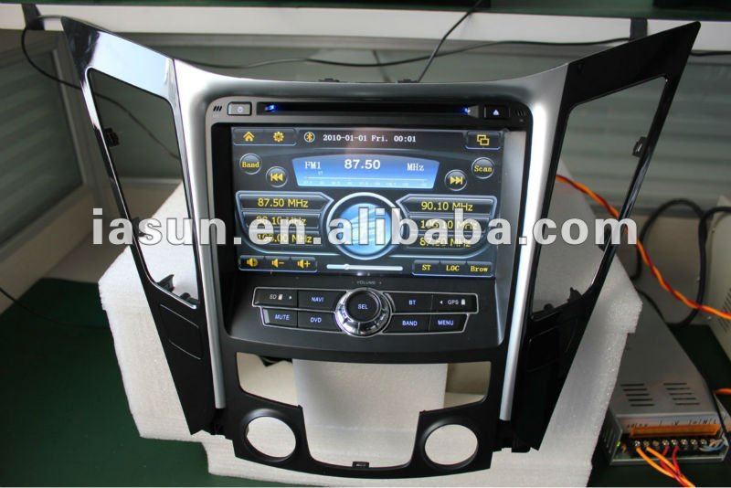 Android car DVD player with GPS for 8 inch Hyundai Sonata
