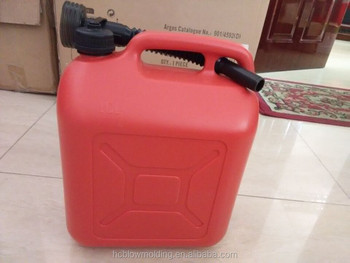 Ready-made mould plastic Jerry can/HDPE water cans for sale /5L 10L