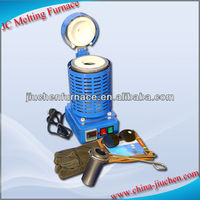 Small Gold Electric Melting Furnace 1