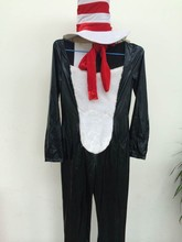2015 Instyles Walson Men Magician Costume Black