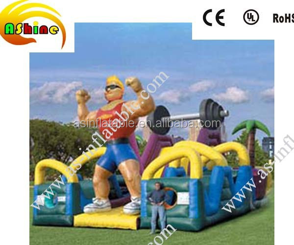 Large inflatable toys,fun city equipment for kids