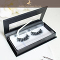 2017 manufacturer new design 100% handmade quality 3D real mink fur false eyelashes