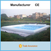 Outdoor Inflatable Square Swimming Pool For Water Ball