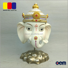 hot selling wholesale Resin Ganesha Statue, table stand