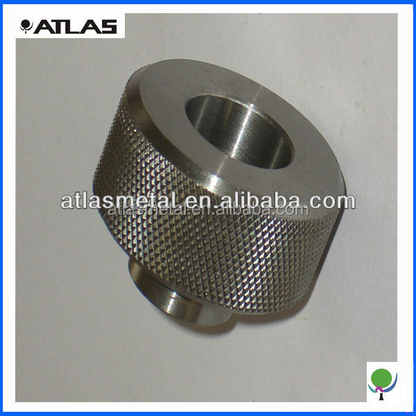 precision machining parts /connecting rod machining part/ special nuts
