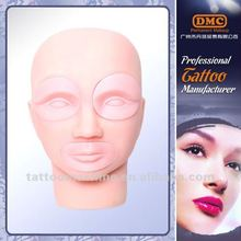 Tattoo Permanent makeup Practice head