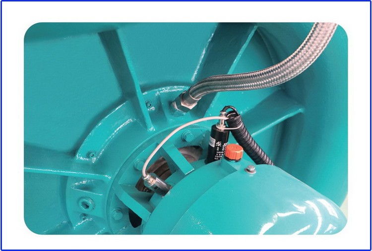 C60 Save 30% Energy Aeration Centrifugal Blower For Aeration