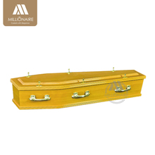 Brand new wholesale mdf coffin casket cheap