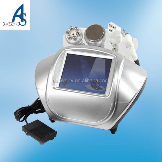 Effective portable RF cavitation cosmetic machine RU+6