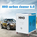 oxy hydrogen engine carbon clean