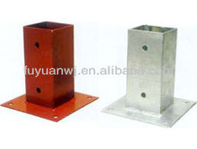 Pvc coated anchor plat for concrete manufacturer on sale