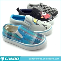 baby boy lovely 3D print cute little canvas comfort flat shoes