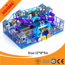 Non-toxic playsets indoor/adult commercial indoor soft playground for home