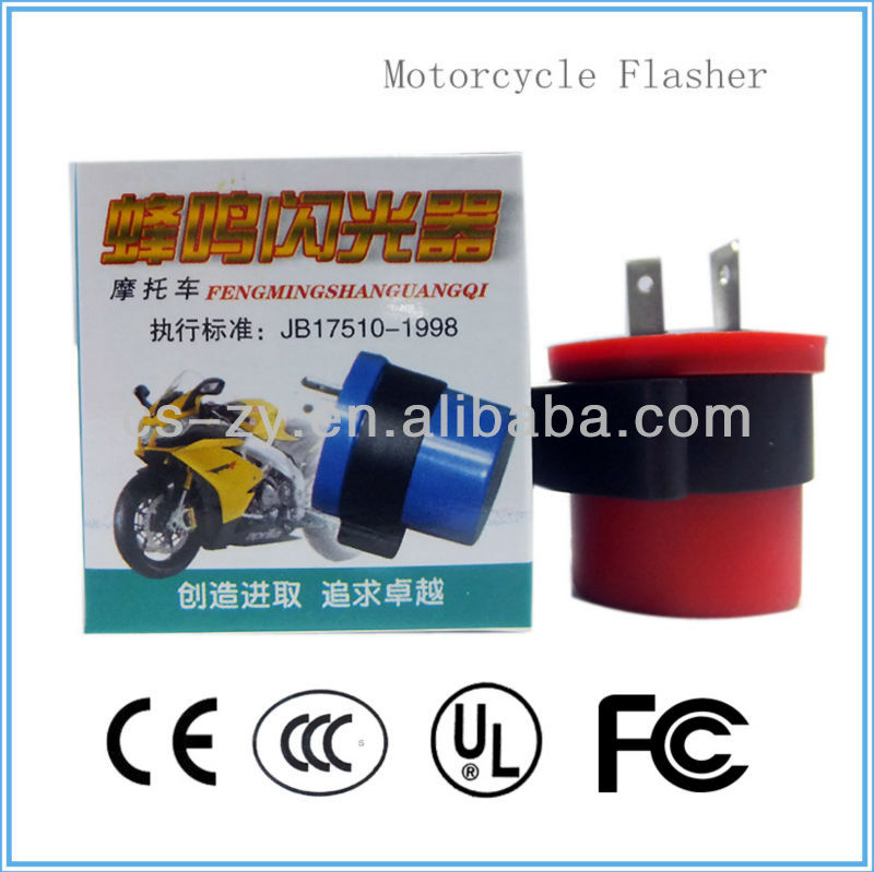flasher automotriz/motorcycle flasher/12v electronic flasher
