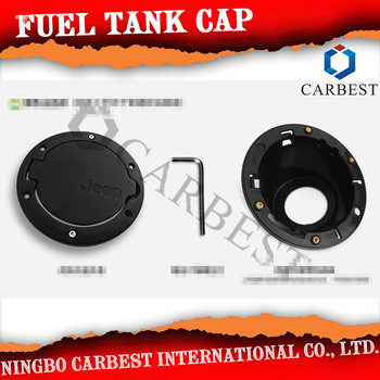 Hot Selling Fuel Tank Cap For Jeep Wrangler 2007+