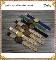 2016 Nylon belt Wood Case Pictures Of Fashion Girls Watches Girl Latest Hand Watch