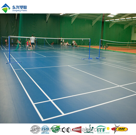 Premium competition portable basketball court sports flooring