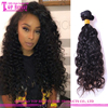 Wholesale Price Raw Indian Curly Hair Natural Black 16 Inch Loose Curly Hair Extensions