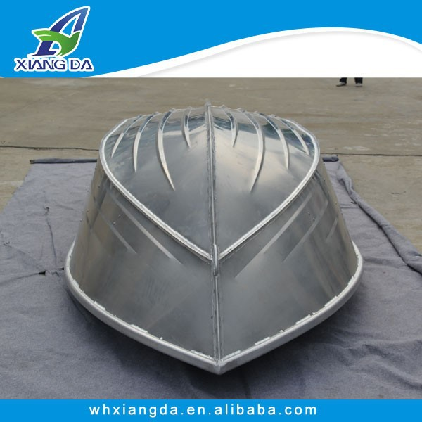 aluminum deep V hull bottom boats