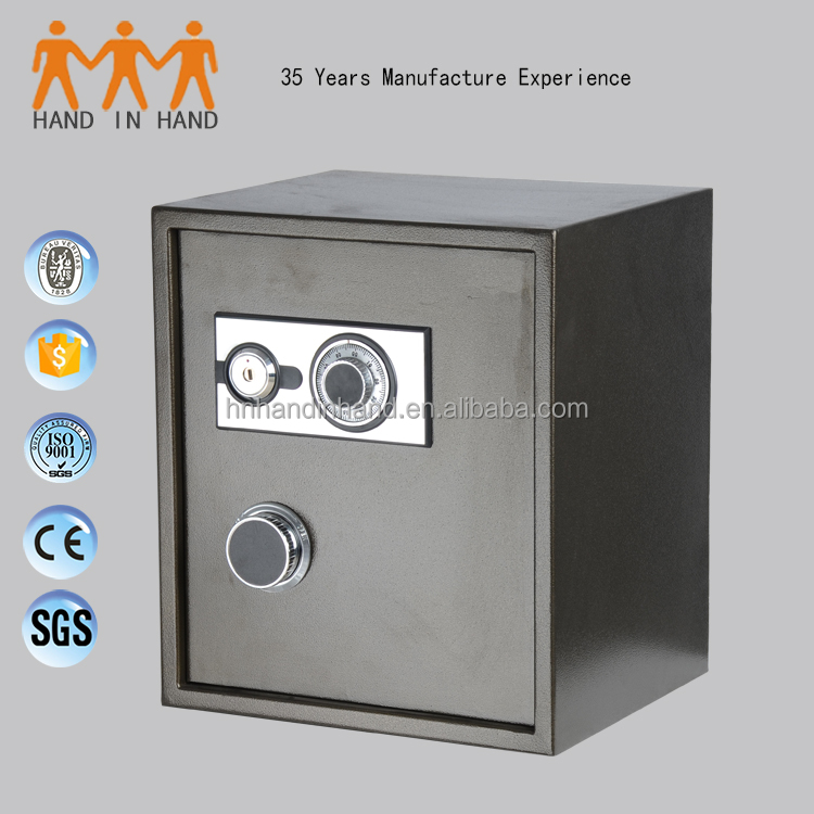High Security electronic digital Safe Box Hotel Home Bank