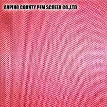 polyester plain woven paper making dryer mesh screen fabrics
