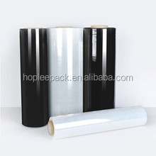 LLDPE stretch film for manual/ machine pallet shrink wrap