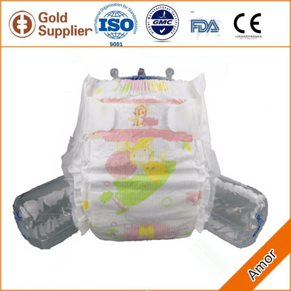High Quality softcare baby diaper with Leak Guards kenya