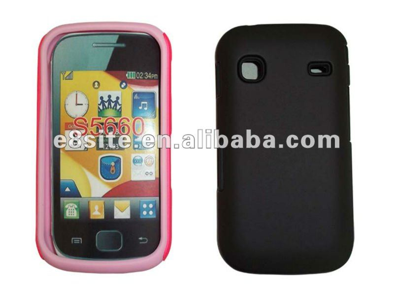 For SamSung S5660 Galaxy Gio Combo Mobile Phone Case