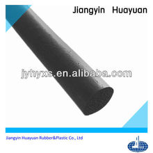 supply high performance round rubber foam