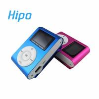 Free Shipping Bulk Wholesale Mini USB LCD Screen Music MP3 Player Support 32GB TF Card