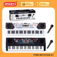 2016 Latest hot sell Toys for kids educational musical electronic organ