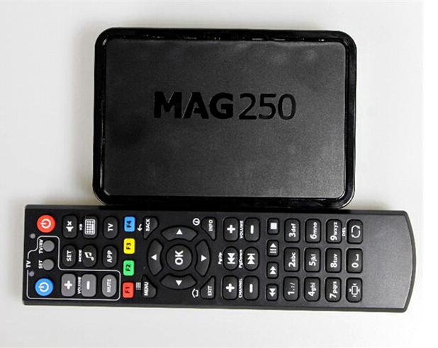 IPTV MAG 250 Box with Arabic, USA, India, Africa, Greece, UK, DE, Portugal, Poland, etc Europe Account Channels Free Watching