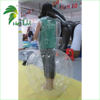 Popular Inflatable Dancing Skirt / Clear Inflatable Costume Dress Suit / Top Quality Inflatable Dress Costume For Sale