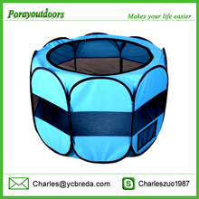 pop up animal playpen for pet playing