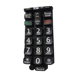 Silicone Push Button Key Rubber Key Pad Big Silicone Button For wireless telephone remote control