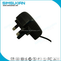 5v 1.5a usb power adapter for Set-top box, DVR, Router, Modem