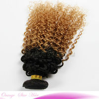 Hot Sale!!! Crazy Bleachable Fiber Curly Hair Made in Major Industries in India