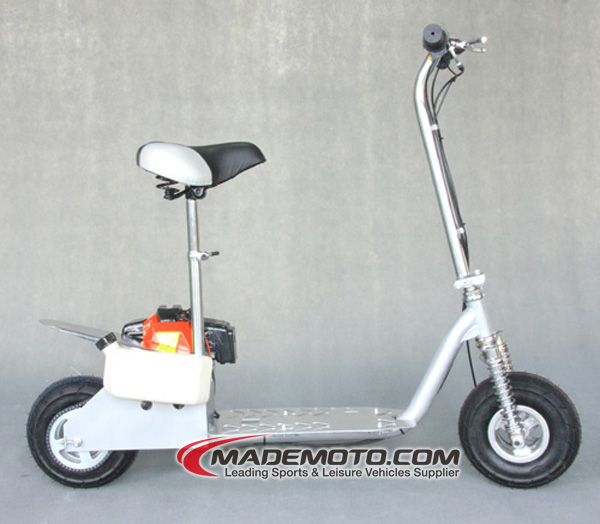 2017 scooter gasoline 2 wheel 71cc Gas Scooter